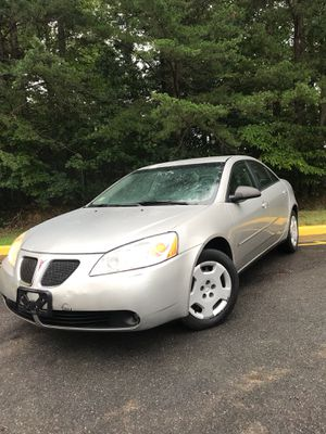 2006 PONTIAC G6 for Sale in Lincolnia, VA
