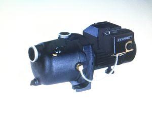 Everbilt sprinkler pump used - 3/4hp for Sale in Plantation, FL