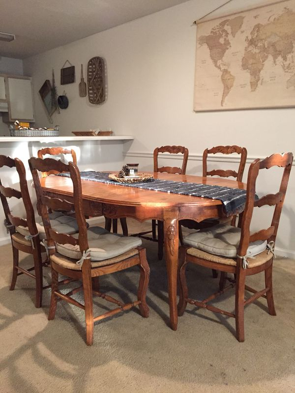 country french kitchen table for sale in easley sc  offerup