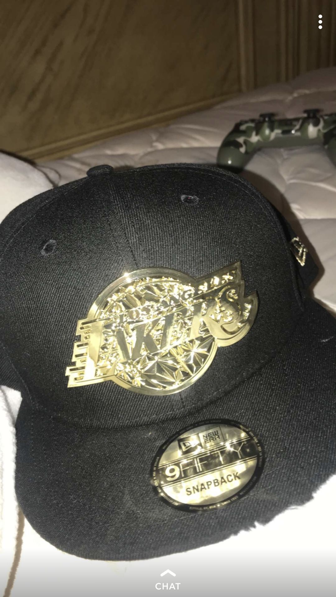 Lakers hat brand new