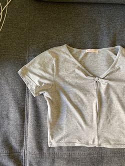 Small grey shirt Thumbnail