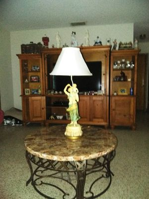 This is a beautiful lamp what an angel great condition for Sale in Kissimmee, FL