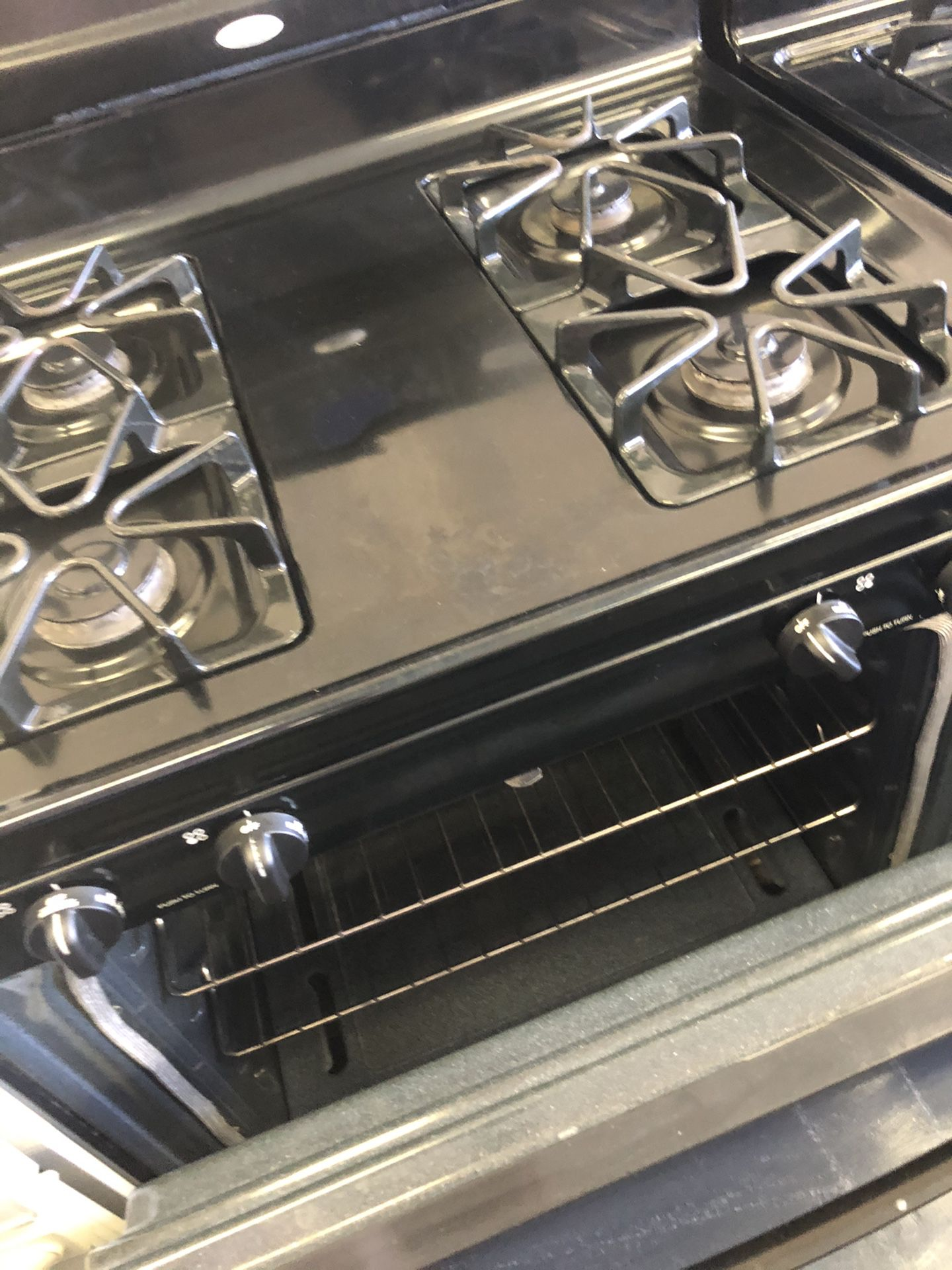 Whirlpool Gas Stove Free Drop Off