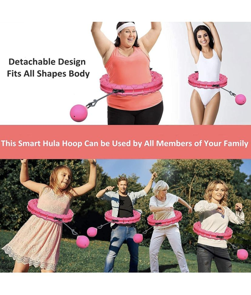Smart Weighted Hula Hoop for Adults