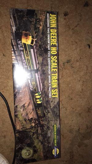 Used, John Deere HO scale Train Set for sale  Paola, KS