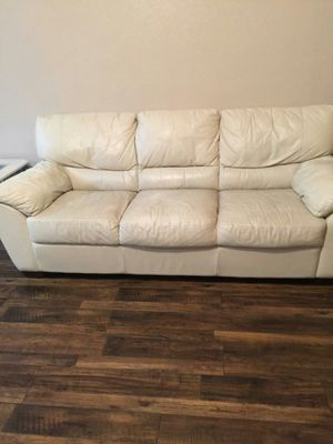 Leather Sofa Set for Sale in Richardson, TX