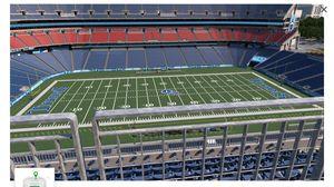Patriots/Titans tickets for Sale in Nashville, TN