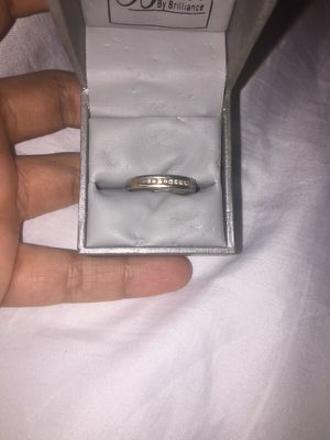 10k diamond male wedding band for Sale in Takoma Park, MD