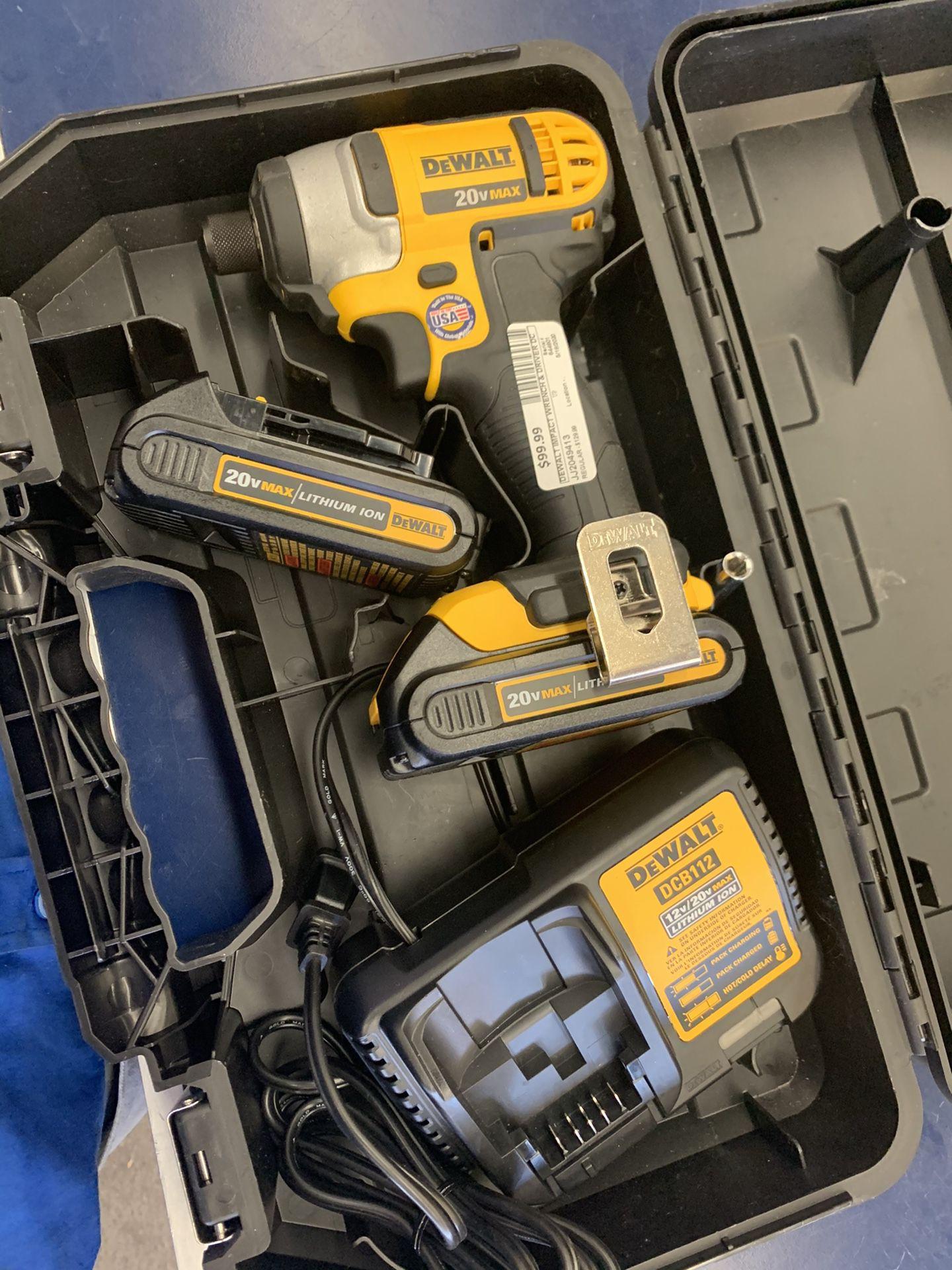Milwaukee tool set !