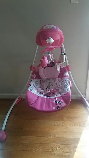 Disney Baby swing for Sale in Manassas, VA