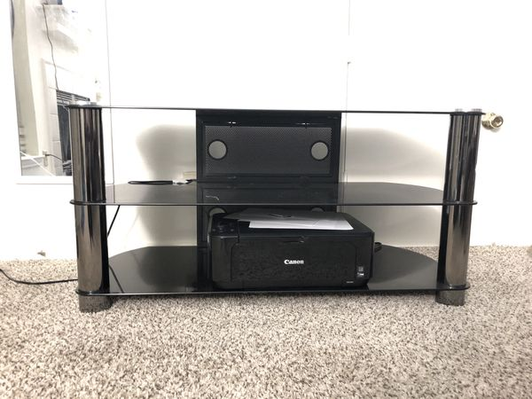 glass entertainment center for sale in nashville tn offerup - Glass Entertainment Center
