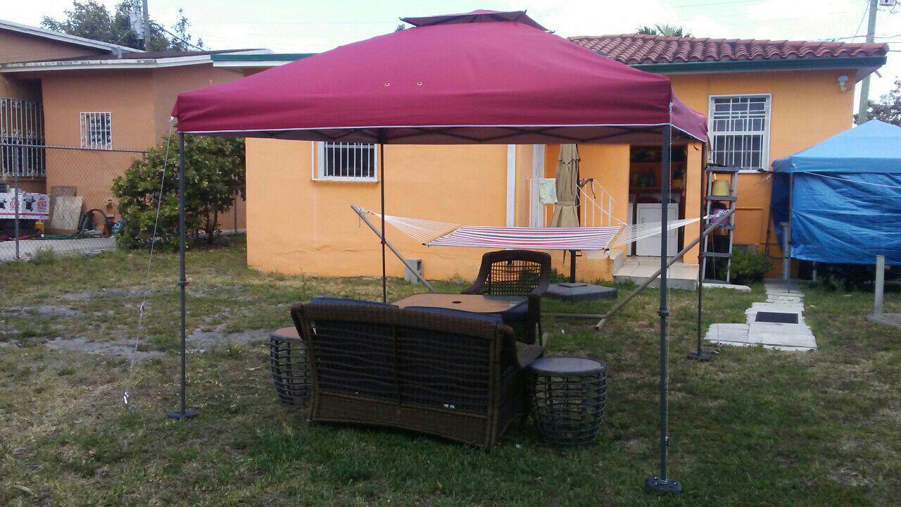 Yard canopy