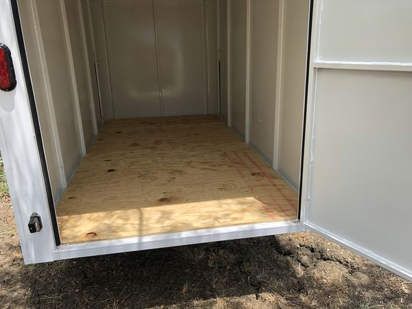 New 5x10 Cargo Trailer Campers RVs In Midlothian TX