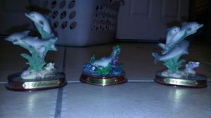 2 statues And candle holder for Sale in Phoenix, AZ