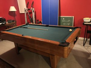 Pool Table for Sale in Frederick, MD