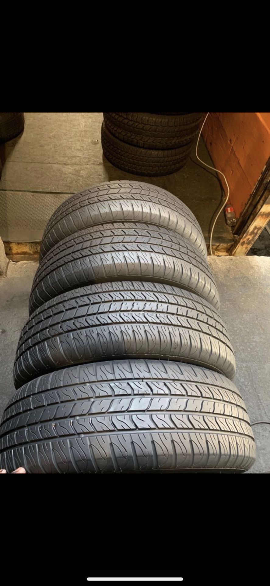245/65/17 with 85% Tread