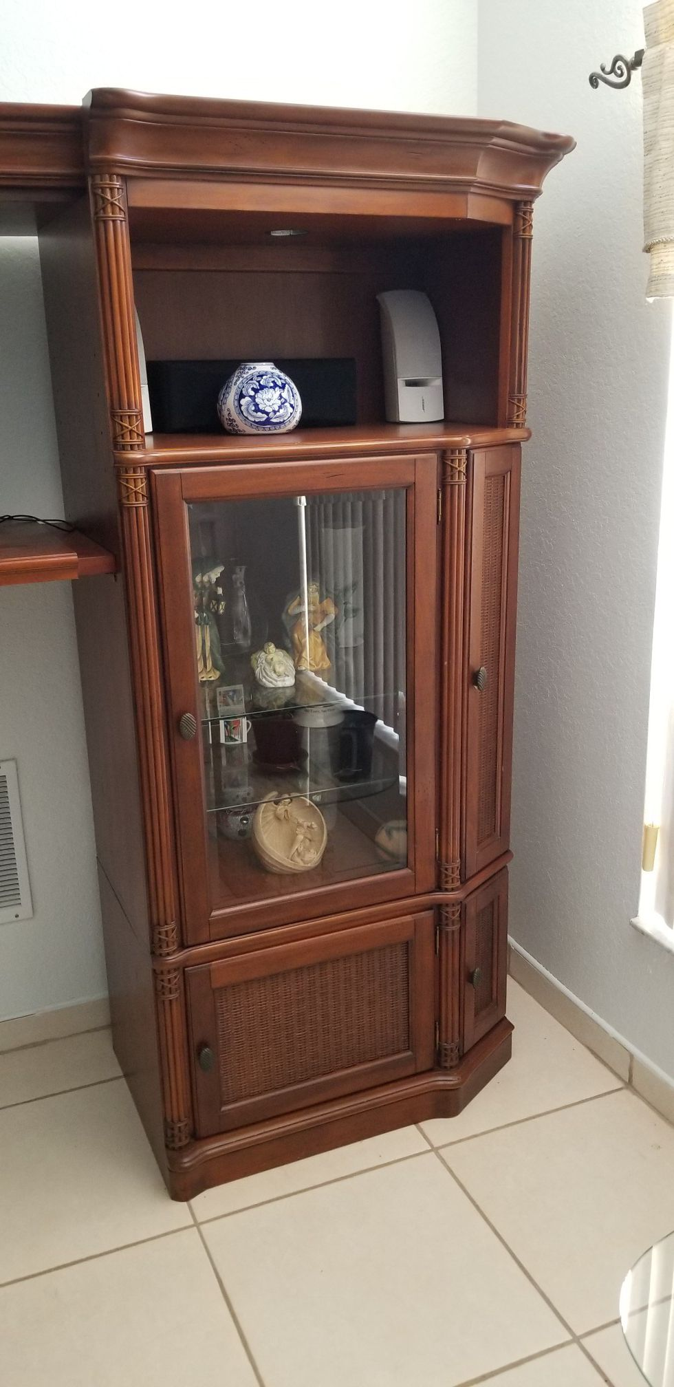 Wall Unit or Entertainment center