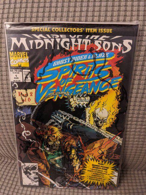 Ghost Rider Blaze Spirits Of Vengeance 1