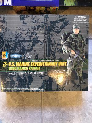 "Dragon US MARINE EXPEDITIONARY UNIT -Long range patrol- ""JOHN"" for Sale in Miami, FL"