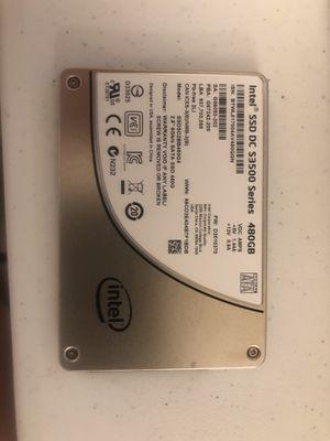 Intel 480gb s3500 ssd for Sale in Bainbridge Island, WA