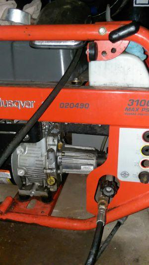 Husqvarna 3100 psi pressure washer for Sale in Orlando, FL