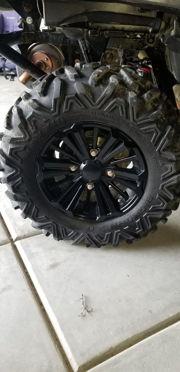 Offerup Las Vegas >> Maxxis Bighorn 2.0 ATV UTV Tires and Wheels for Sale in ...