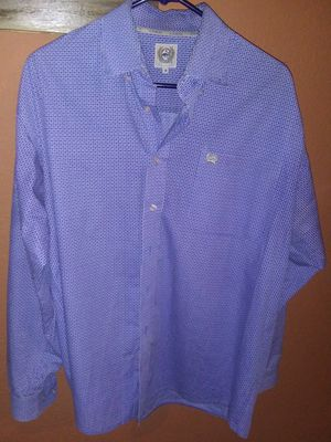 Medium cinch shirts for Sale in Cleburne, TX