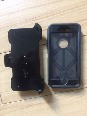 IPHONE 7 otterbox case w/clip Brand new for Sale in Los Angeles, CA