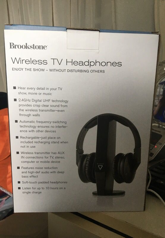 Natune Surround Headphones For Vechile Or Tv For Sale In Nashville