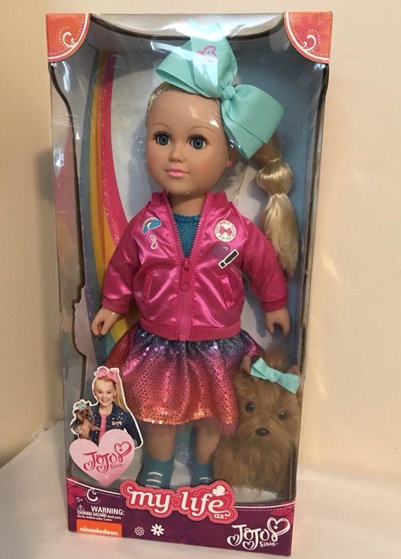 My Life As Jojo Siwa Doll For Sale In San Antonio Tx