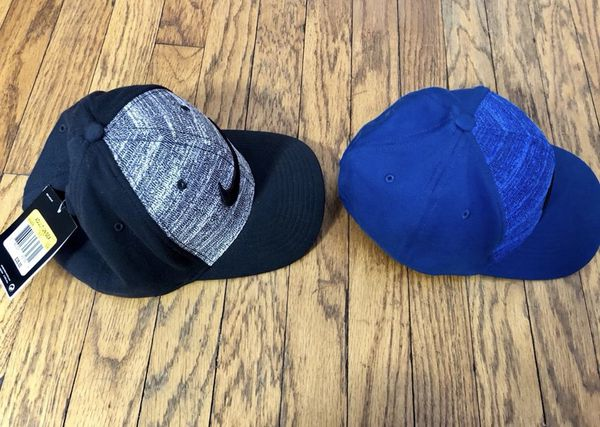 new styles adfd0 7119b ... best price new nike heather swoosh flex cap size s m 20 both for sale  in bell