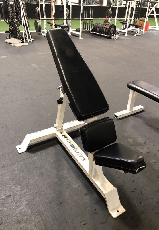 Body Masters Adjustable Incline Bench For Sale In Phoenix Az Offerup
