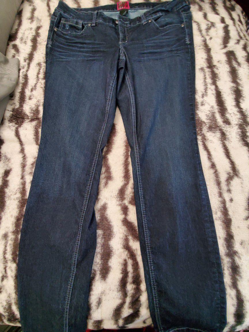 Size 18 Torrid Jean