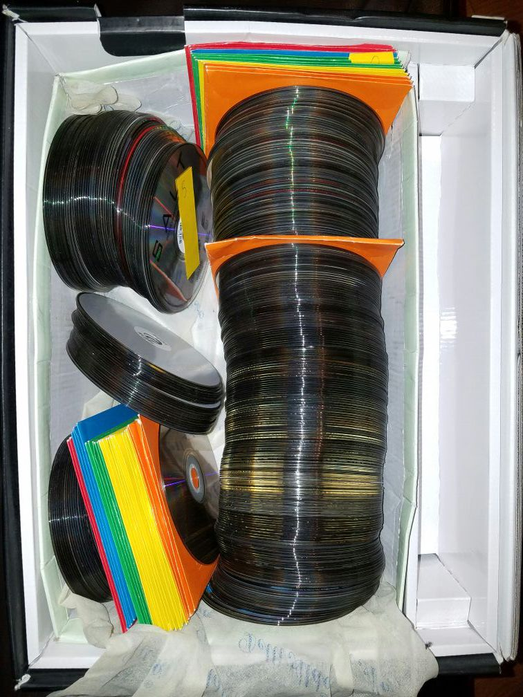 Original DVD lot for sale