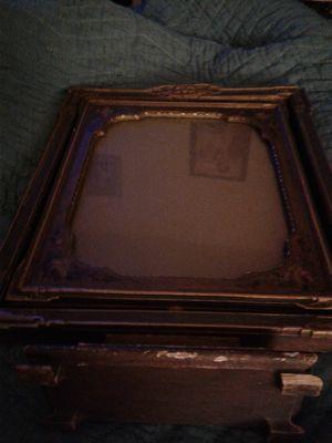 Frame antique vintage picture frame for Sale in Oxon Hill, MD