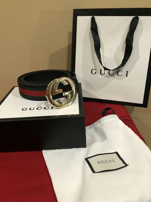 Authentic Gucci belt for Sale in Silver Spring, MD