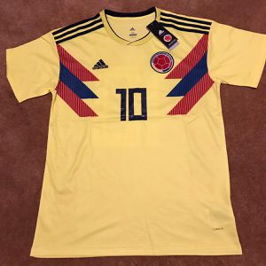 World Cup James/10 Colombia Home Jerseys for Sale in Fairfax, VA