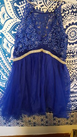Dress Prom/ Homecoming /Quinceañera/Wedding Party/ Special Celebration Dress Thumbnail