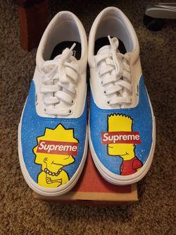 Custom supreme Van's Thumbnail