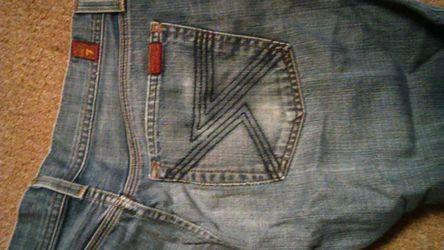 Men's 7 jeans Thumbnail