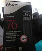 Oster 76 clippers with 3 guards came with two paid $50 for the third one for Sale in CO, US