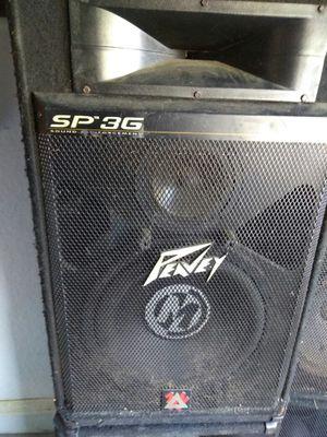 Peavey SP3G Speaker Pair for Sale in Orlando, FL