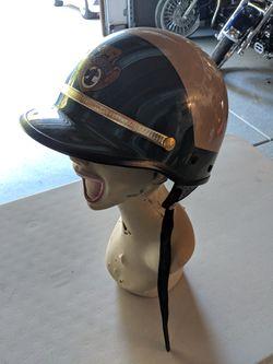 Vintage los Angeles sheriff helmet Thumbnail
