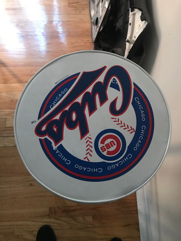 Chicago Cubs Bar Stool For Sale In Chicago Il Offerup