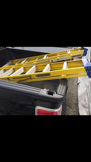 2 Louisville ladders 8 ft for Sale in Glen Burnie, MD