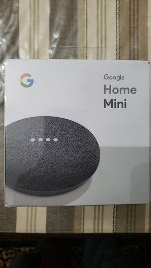 2 Google Home Minis Brand New In Packaging for Sale in Springfield, VA