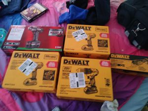 Dewalt impact drills and multi tool for Sale in Nashville, TN