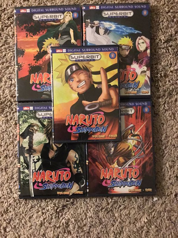 Naruto Shippuden Episodes 1-21 English Dubbed for Sale in San Jose, CA -  OfferUp