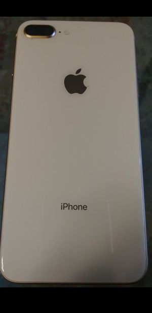 Photo IPhone 8 Plus Gold - 64 - CRICKET - Mint - Bad Imei