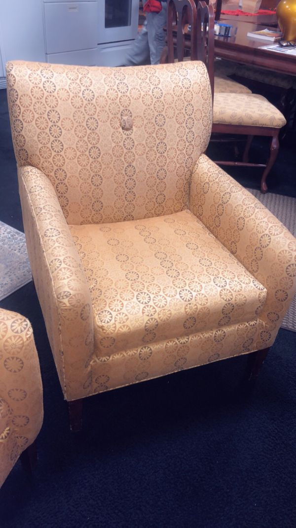 Accent Chair $150. 2 for $250!!! for Sale in Chesapeake ...